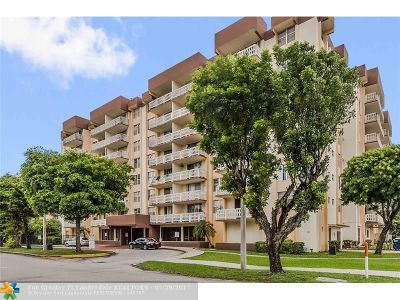 Miami Condo/Townhouse For Sale: 15600 NW 7th Ave #502