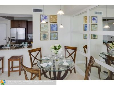 Boynton Beach Condo/Townhouse For Sale: 400 N Federal Hwy #N305