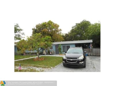 Fort Lauderdale Single Family Home For Sale: 1845 SW 3rd Ave