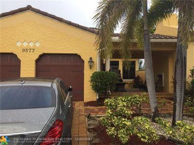 Parkland Single Family Home For Sale: 9577 Exbury Ct
