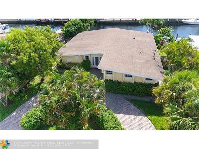 Pompano Beach Single Family Home Backup Contract-Call LA: 410 SE 15th Ave