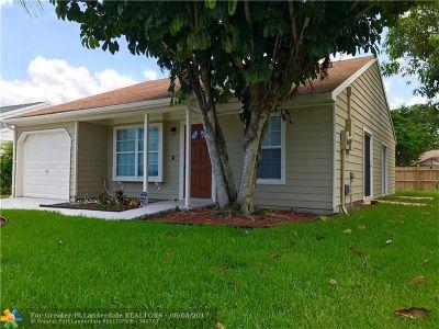 Boca Raton Single Family Home For Sale: 11169 S Terradas Ln