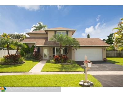 Sunrise Single Family Home Backup Contract-Call LA: 4710 NW 114th Ave