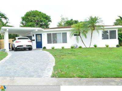 Deerfield Beach Single Family Home For Sale: 817 SE 16th St