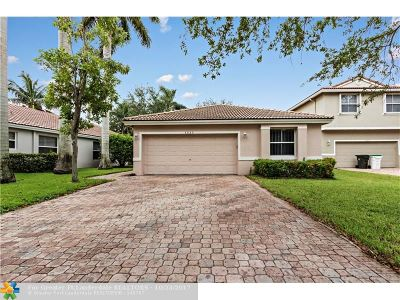 Coconut Creek Single Family Home For Sale: 4925 NW 54th Ave