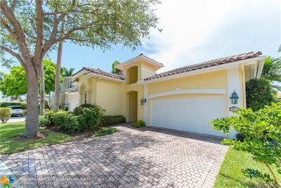 Hollywood Single Family Home For Sale: 982 Sanibel Dr