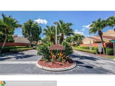 Miami Condo/Townhouse For Sale: 12744 SW 151st Ln #12744