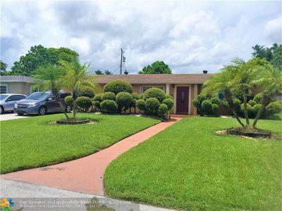 Miami Gardens Single Family Home Backup Contract-Call LA: 3805 NW 176th St