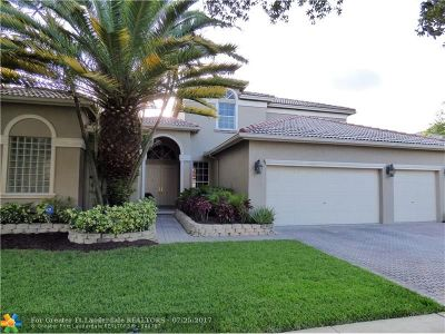Miramar Single Family Home For Sale: 3580 SW 146th Ter