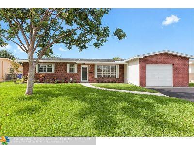 Pembroke Pines Single Family Home Backup Contract-Call LA: 8610 NW 17th Ct
