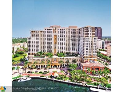 Fort Lauderdale Condo/Townhouse For Sale: 511 SE 5th Ave #1117