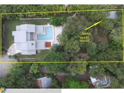 Fort Lauderdale Single Family Home For Sale: 1781 SW 30pl
