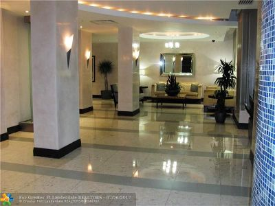Hollywood Condo/Townhouse Backup Contract-Call LA: 3801 S Ocean Dr #N15R