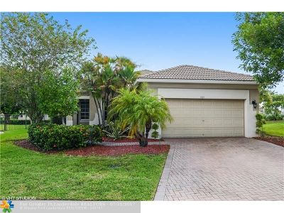 Parkland Single Family Home For Sale: 7887 NW 121st Way