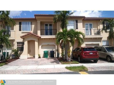 Miami Condo/Townhouse For Sale: 12831 SW 133rd St #12831