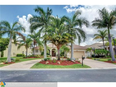 Coral Springs Single Family Home For Sale: 5507 NW 58th Ave