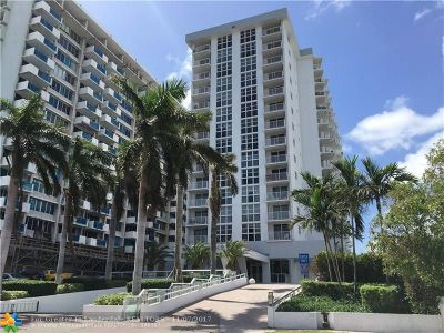 Miami Beach Condo/Townhouse For Sale: 1228 West Ave #414