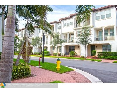 Miramar Condo/Townhouse Backup Contract-Call LA: 2708 SW 119th Way #2708