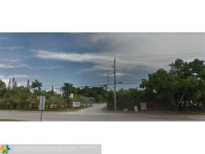 Pompano Beach Residential Lots & Land For Sale: 14 Helwig Ter