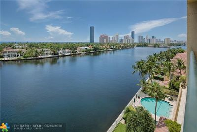 Aventura Condo/Townhouse For Sale: 20165 NE 39th Pl #702