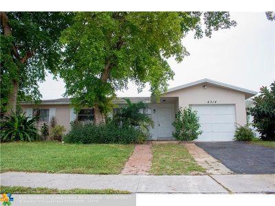 Hollywood Single Family Home Backup Contract-Call LA: 4314 Taft St