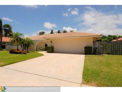 Boca Raton Single Family Home For Sale: 640 SW 16th St