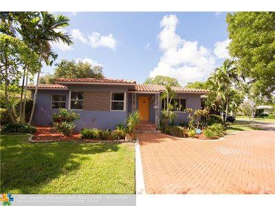 Dania Single Family Home Backup Contract-Call LA: 51 SW 4th St