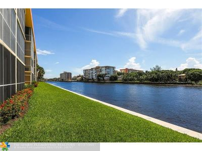 Lighthouse Point Condo/Townhouse For Sale: 3100 NE 48th Ct #206