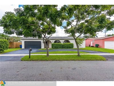 Cooper City Single Family Home Backup Contract-Call LA: 9041 SW 55th Ct