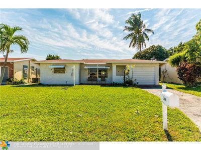 Deerfield Beach Single Family Home For Sale: 1700 NW 49th Ct