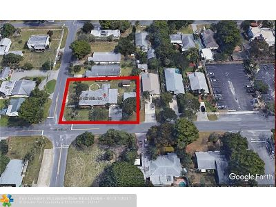 Pompano Beach Single Family Home For Sale: 140 NE 13th Ave