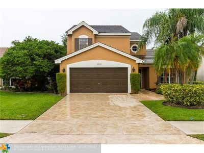 Coconut Creek Single Family Home Backup Contract-Call LA: 3330 NW 71st St