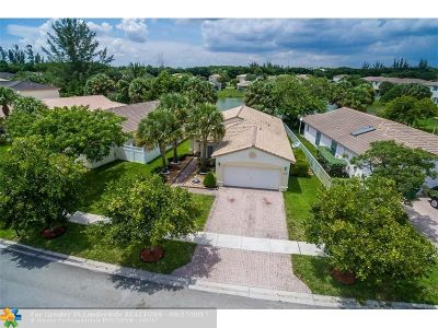 Miramar Single Family Home For Sale: 13343 SW 44th St