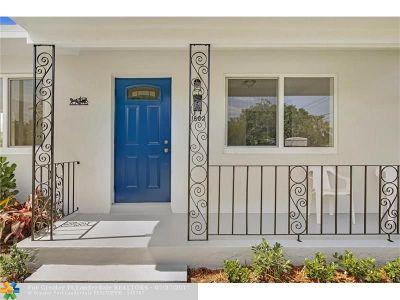 Lake Worth Single Family Home Backup Contract-Call LA: 1602 N K St