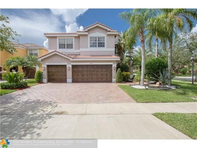 Miramar Single Family Home For Sale: 16488 SW 30th St