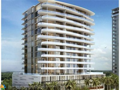 Fort Lauderdale Condo/Townhouse For Sale: 920 Intracoastal Dr #1402