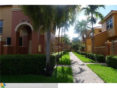 Dania Condo/Townhouse For Sale: 2232 Coral Reef Ct #4908