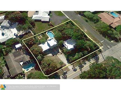 Pompano Beach Single Family Home For Sale: 501 NE 2nd St