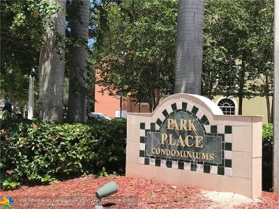 West Palm Beach Condo/Townhouse For Sale: 1620 Presidential Way #510