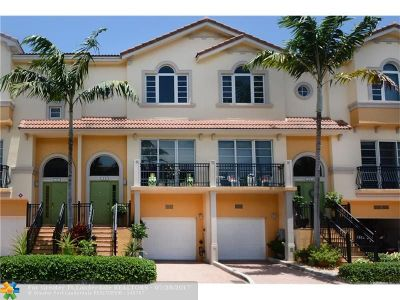 Condo/Townhouse For Sale: 1941 Coral Heights Bl #1941