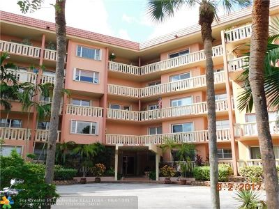 Broward County Condo/Townhouse For Sale: 1000 River Reach Dr #315