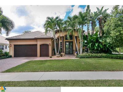 Davie Single Family Home For Sale: 8019 S Savannah Cir