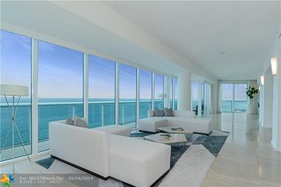 Fort Lauderdale Condo/Townhouse For Sale: 505 N Fort Lauderdale Beach Blvd #2500