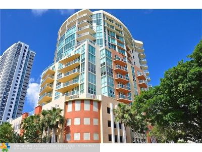 Fort Lauderdale Condo/Townhouse For Sale: 111 SE 8th Ave #706