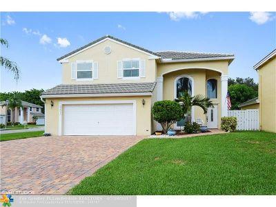 Coconut Creek Single Family Home Backup Contract-Call LA: 5297 NW 55th St