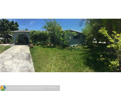 Miami Single Family Home For Sale: 19841 SW 117th Ct
