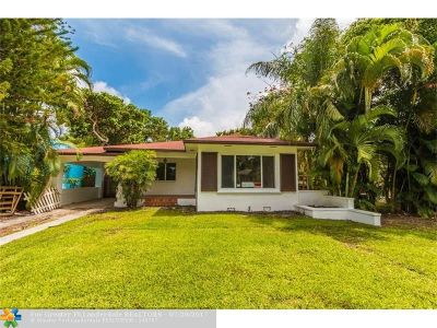 Miami Single Family Home For Sale: 542 NE 72nd St