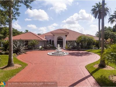 Parkland Single Family Home For Sale: 7020 W Cypresshead Dr
