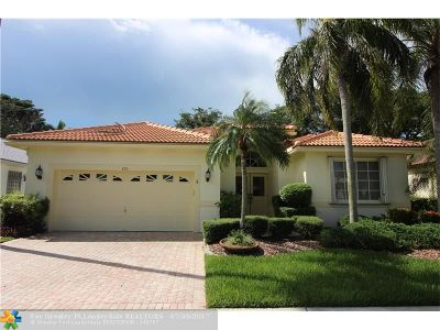 Tamarac Single Family Home Backup Contract-Call LA: 8715 NW 76th Pl