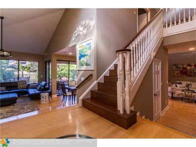 Deerfield Beach Single Family Home For Sale: 2875 Via Venezia